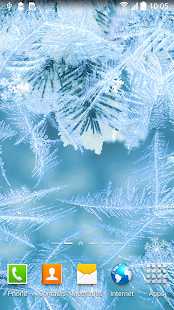 Winter Live Wallpaper - náhled