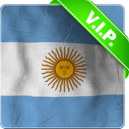 アルゼンチン フラグ 個人化 LOGO-玩APPs