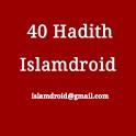 40 Hadith + Widget icon