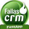 FiestApp Fallas Valencia 2012 logo