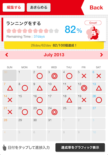 玩生活App|KANKO:夢をかなえるノート免費|APP試玩