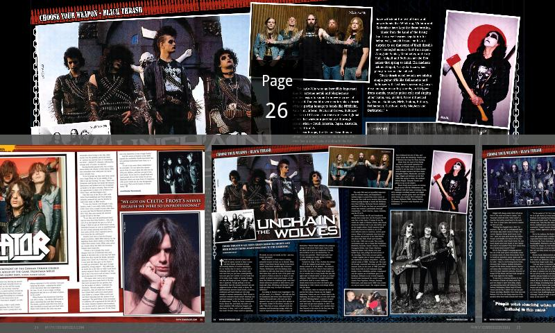 Terrorizer's Secret Histories- screenshot