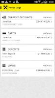Screenshot of Raiffeisen Bank Kosovo