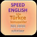 Türkçe konuşanlar İngilizce icon