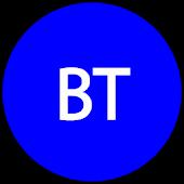 Bluetooth CSV Logger