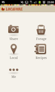 Locavore- screenshot thumbnail