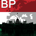 Budapest Map icon