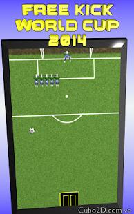 FREE KICK WORLD CUP 2014