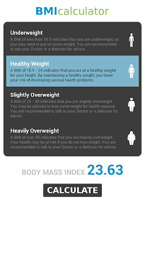 BMI Body Mass Index Health