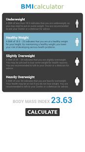 BMI Body Mass Index Health