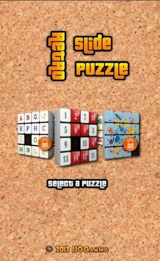 Retro Slide Puzzle FREE