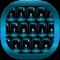 Neon Blue Keyboard Free 3.156.60.73