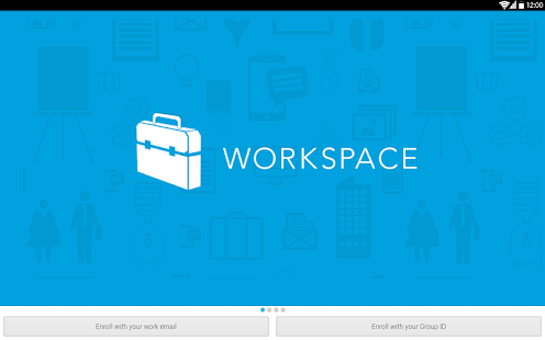 AirWatch Workspace