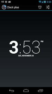 ClockPlus DayDream- screenshot thumbnail