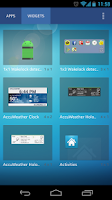 Screenshot of Galaxy S4 Theme HD Free