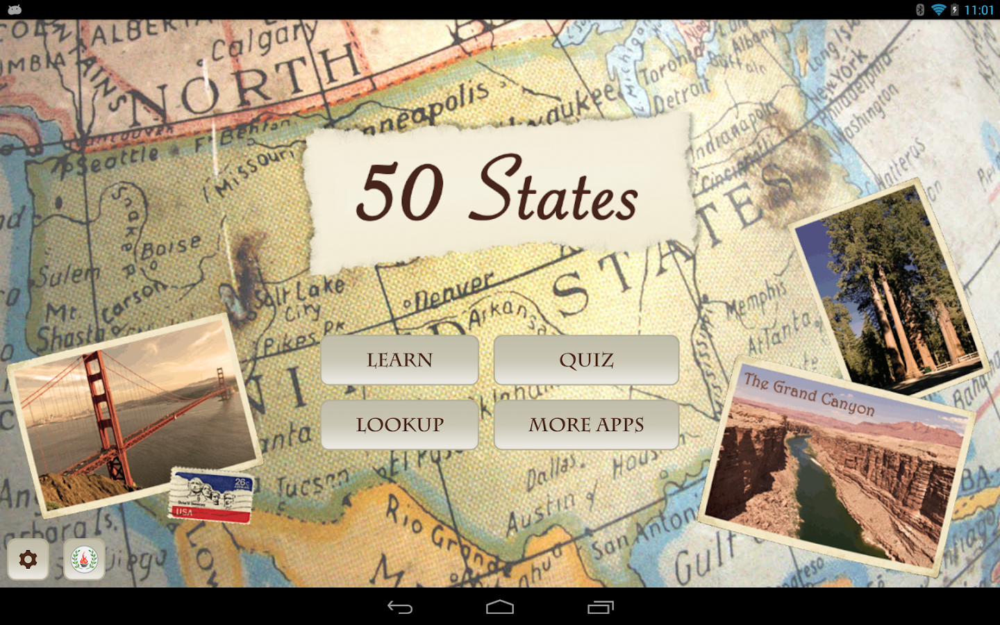 50 States- screenshot