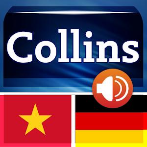 Vietnamese<>German Dictionary Icon