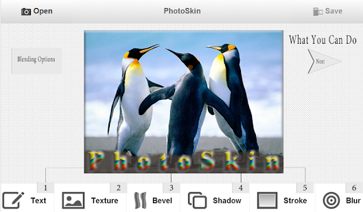 PhotoSkin Photo Editor - screenshot thumbnail
