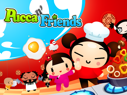 Pucca n' Friend game (apk) free download for Android/PC/Windows screenshot