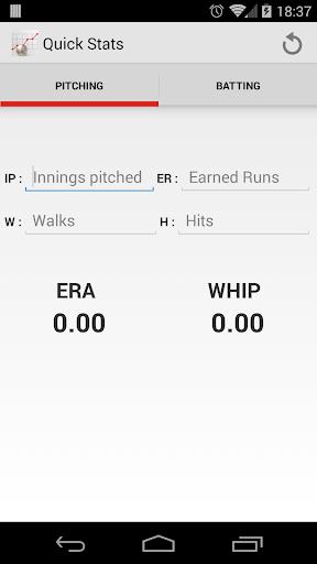 Quick Baseball Stats