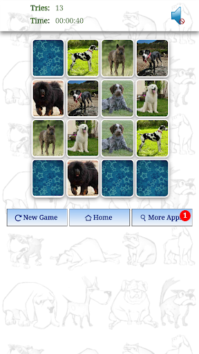 DOGS Match 'N Learn - FREE