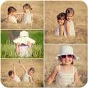 Pic Grid Collage Maker icon