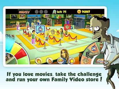 Family Video Frenzy - screenshot thumbnail