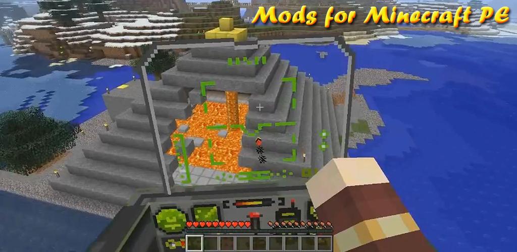 mod ic minecraft pe #10
