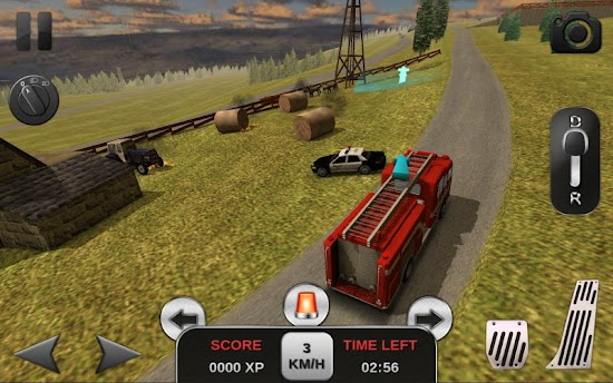 Firefighter Simulator 3D Apk + Data