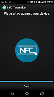 NFC Tag maker & HEXEDIT - screenshot thumbnail