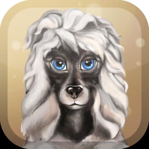 貴賓犬 - 愛在巴黎 個人化 App LOGO-APP試玩
