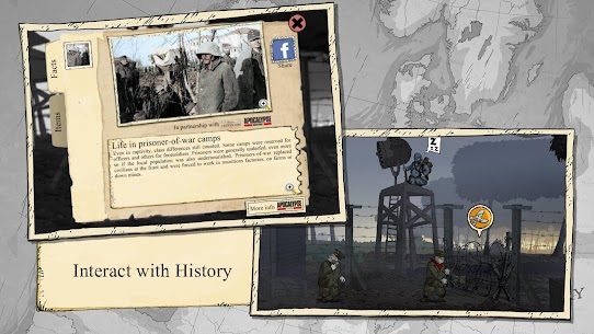 Valiant Hearts: The Great War (Full Game) v1.0.3 Mod APK+OBB 5