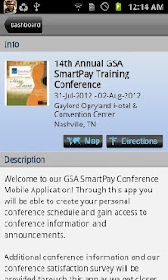 Grupio: Conference & Event App - screenshot thumbnail