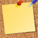 Tablon de Notas icon