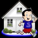 Formal Living Room Escape mobile app icon