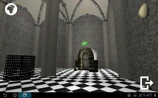 Screenshot of Dragon Eggs Lite - 3D Maze
