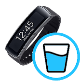 WaterTracker for Gear Fit