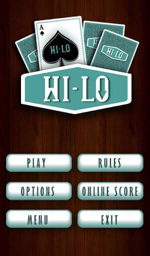 High Low Hi-Lo