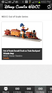 Disney Classics Figurines WDCC- screenshot thumbnail