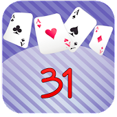 Thirty one - 31 card game