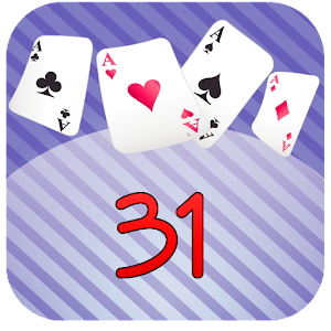Thirty one – 31 card game for PC and MAC