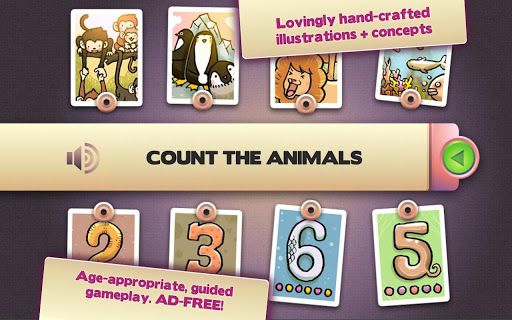 玩免費解謎APP|下載肯彼智儿 : 动物园  (KombiKids) app不用錢|硬是要APP