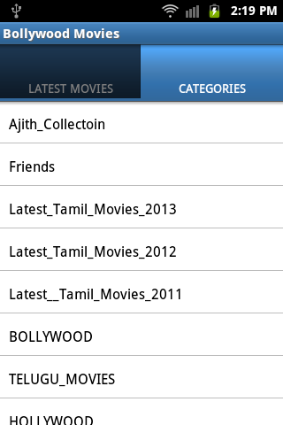 Bollywood Movies - screenshot