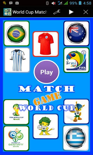 Match Game World Cup