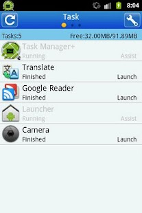 Task Manager + - screenshot thumbnail