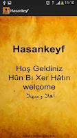 Screenshot of Hasankeyf