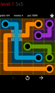 Circle Pie Cross - Flow Game - screenshot thumbnail