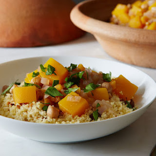Warming Winter Squash Tagine
