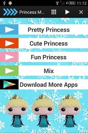 Princess Memory for Frozen Fan