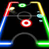 Glow Hockey APK Icon